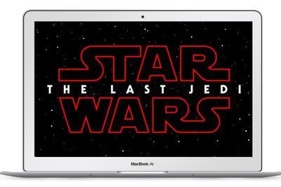 《最后的绝地武士》剧本仅在一台MacBook Air上完成