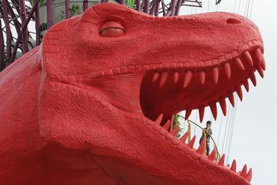 俄生物学家发现恐龙新物种 命名为西伯利亚巨龙