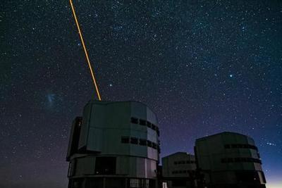站在银河系中心环顾四周是什么感受?