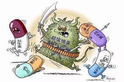 一次感冒竟然引来超级细菌!我该怎么对付你?