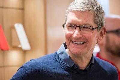 苹果CEO库克:新税法为苹果投资计划铺平道路