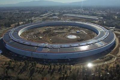 苹果:不打算通过公开招标确定园区新址
