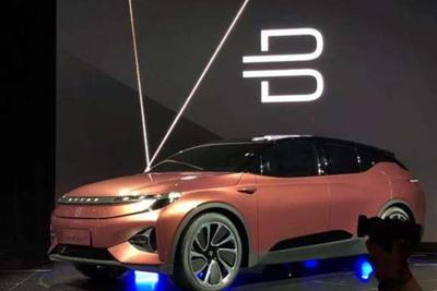 中国新兴车企拜腾汽车据称新一轮融资目标4亿美元