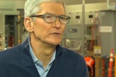 """苹果CEO库克""""降频门""""喊冤:这些行为是为用户着想"""