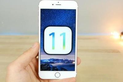 苹果iOS11安装率65% 普及速度远低iOS10
