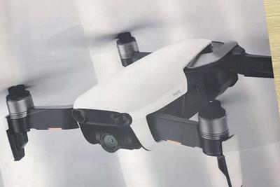 大疆Mavic Air无人机曝光:体积小巧支持4K视频录制