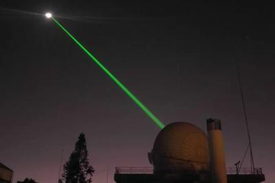 中国科学院云南天文台国内首次实现月球激光测距