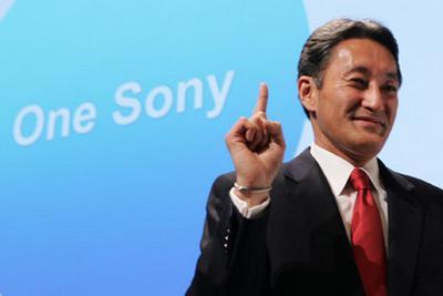 索尼总裁平井一夫
