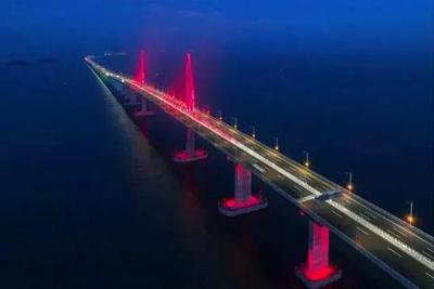 """港珠澳大桥验收!""""超级工程""""背后有啥""""超级技术"""""""