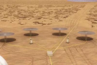 废纸篓大小的核反应堆可为火星基地提供电能