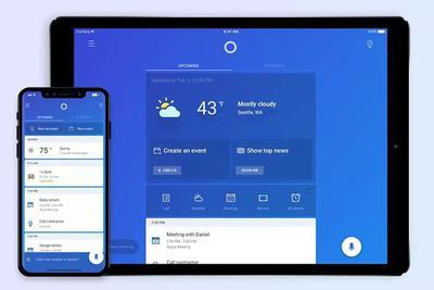 微软小娜将原生支持苹果iPad:两大巨头终合体
