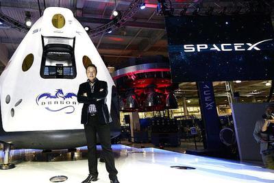 SpaceX启动卫星互联网计划 本周末两颗原型卫星首发