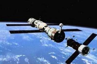 """俄""""进步MS-08""""号货运飞船与国际空间站成功对接"""