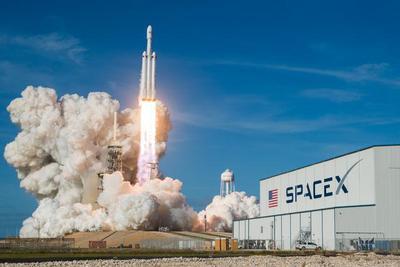 SpaceX宣布互联网接入卫星发射再度推迟至21日