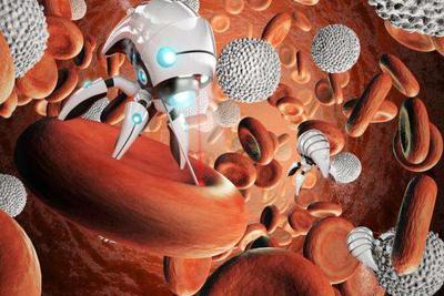 """毫米级""""极简机器人""""未来可操作无创手术 送递药物"""