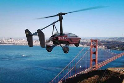 谷歌自动驾驶之父:飞行汽车或能5年内商用