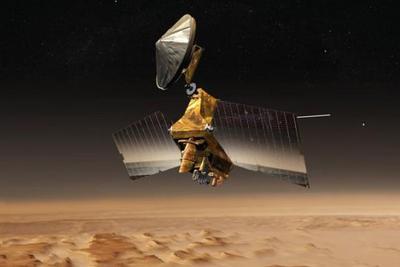 科学家的烦恼:NASA火星勘测轨道飞行器有新问题