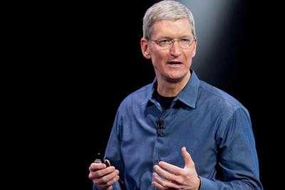 """库克:苹果重点始终是""""产品和人们"""" 而不是股票"""