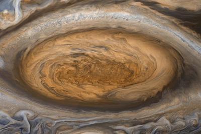 """木星""""大红斑""""或在20年内缩小消失 成为""""大红记忆"""""""