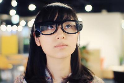 日本一公司开发智能眼镜帮助视障人士:文字转语音