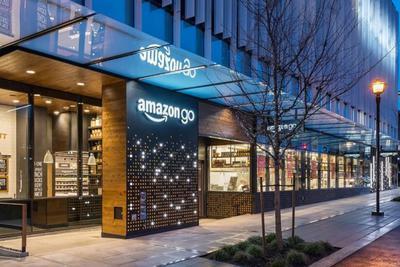 亚马逊今年或开6家Amazon Go便利店:需人类整理货架