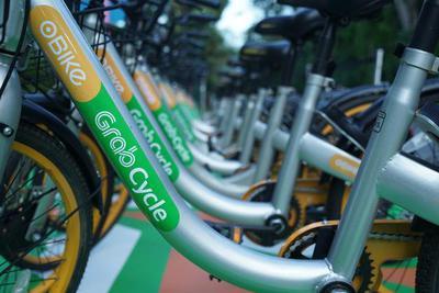 Grab宣布进军共享单车市场 率先在新加坡推出服务