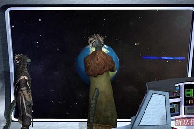 3D展现霍金预言世界:死亡并非终点 时光旅行成现实