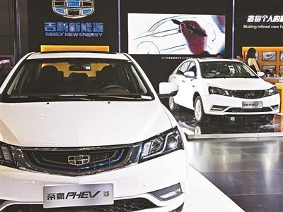 新能源车推广政策正在由量转质 供图/视觉中国