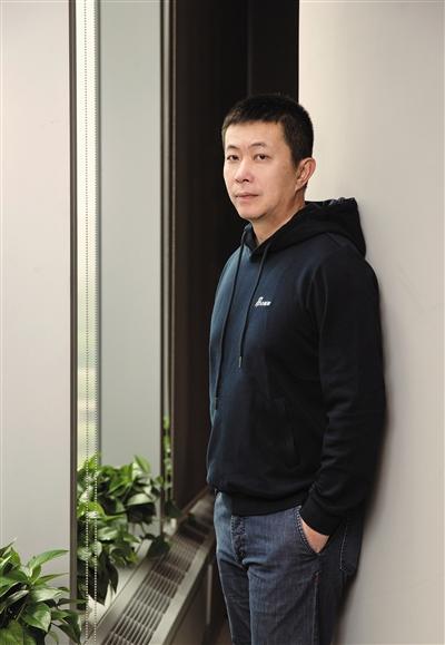 曹国伟,新浪董事长兼首席执行官,微博董事长,中国创客导师。新京报记者 郭延冰 摄