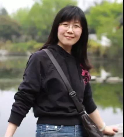 沈霞 中科院上海技术物理研究所副研究员