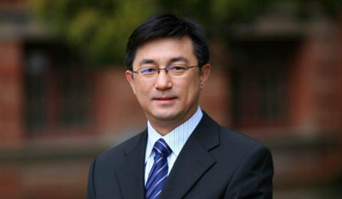 全国人大代表、苏州大学校长熊思东