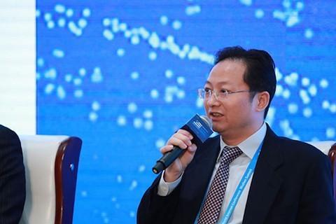 时任中国人民银行数字货币研究所所长姚前 (图/网络)