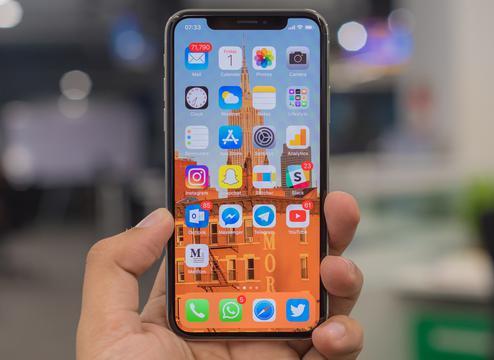 iPhone X销量削减 三星屏幕卖不动了