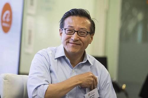 阿里巴巴集团董事会执行副主席蔡崇信