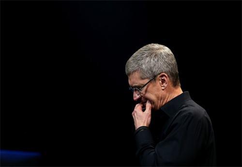 苹果公司CEO Tim Cook