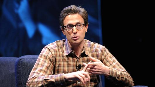 BuzzFeed创始人兼CEO乔纳·佩雷蒂
