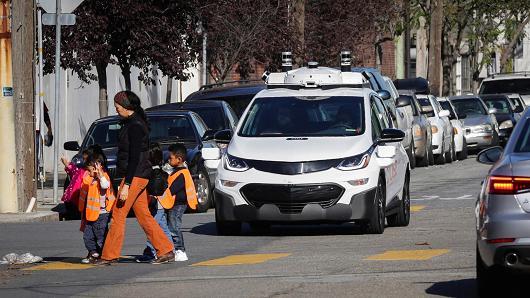 美国加州将允许远程监控无人车:测试车内不必配司机