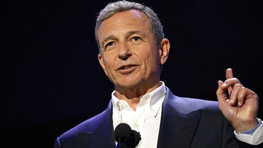 迪士尼股东反对给CEO 4850万美元年薪和1亿美元股权