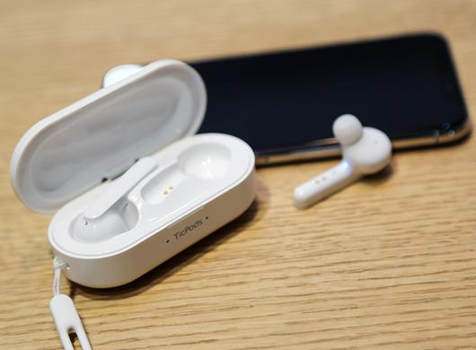 TicPods Free耳机实拍开箱