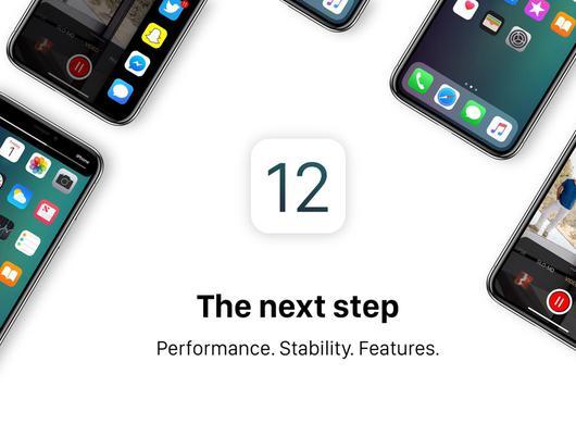 畅享iOS12:一次全新的交互设计