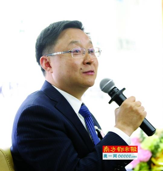全国人大代表、科大讯飞董事长刘庆峰。