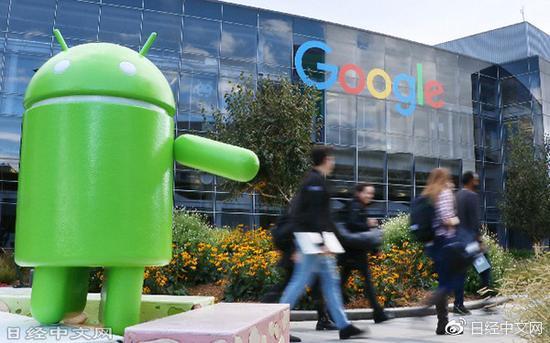 谷歌在硅谷的总部