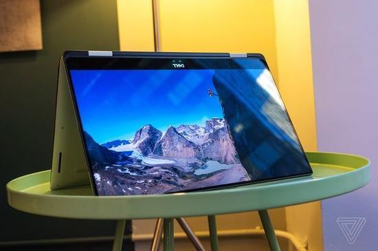 戴尔CES发新XPS15:磁悬浮键盘配英特尔AMD合体处理器