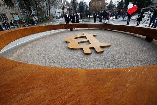 这个国家为比特币建了一座纪念碑 全球首例