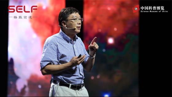 常进   暗物质粒子探测卫星首席科学家   中科院紫金山天文台副台长