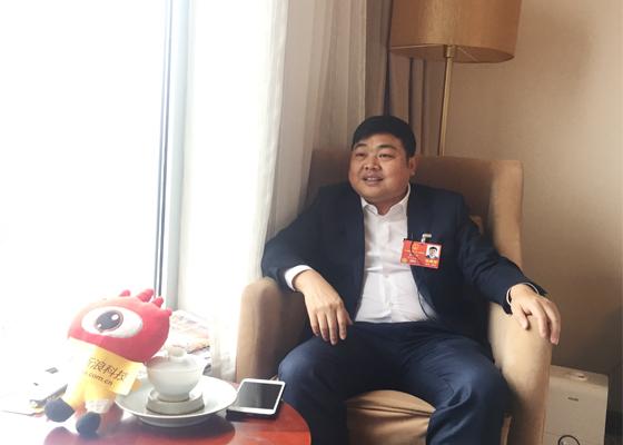 猪八戒网CEO朱明跃