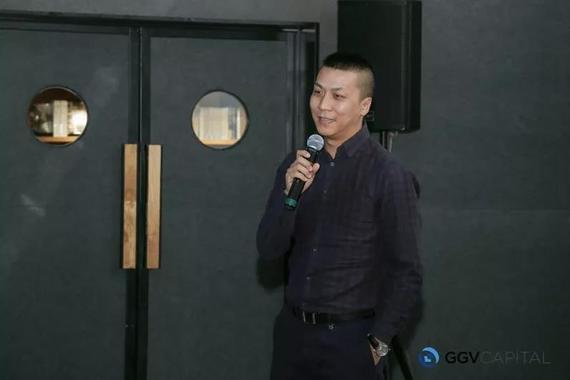 GGV纪源资本管理合伙人徐炳东
