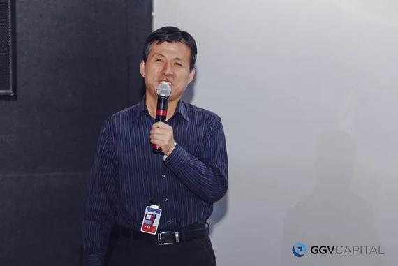 北京摩拜科技副总裁崔书峰