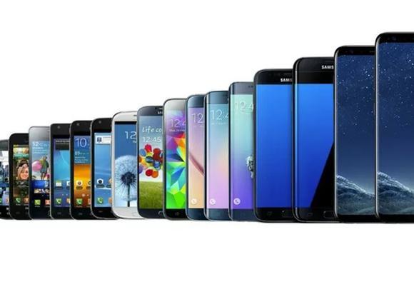 三星Galaxy系列手机回顾