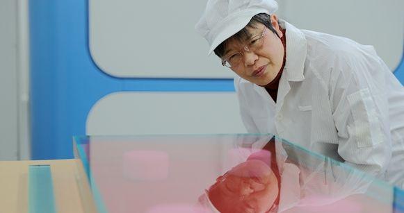 上海光学精密机械研究所的钕玻璃